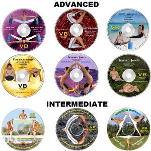 Valentino Brothers Video Stretching Systems - 2DVD