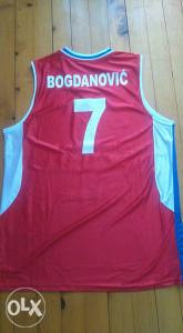 Košarkaški dres SRBIJE BOGDANOVIC