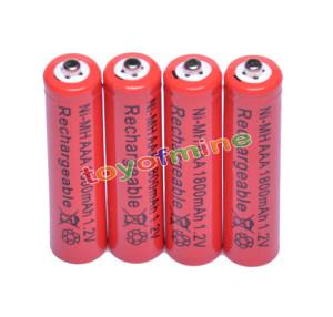 Ni-Mh AAA baterije 1800mAh