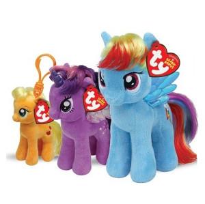 My little Pony plisana igracka