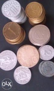 Austrijske   kovanice