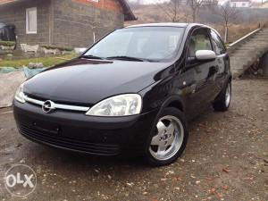 Opel Corsa Njoy 1.2 uvoz Švicarska klima 2003
