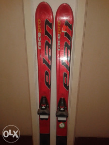Skije Elan RacePro  R12, L-140cm
