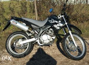Yamaha xt 125 r xt125  xt125r