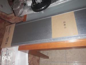 Metalna polica-Ikea 140 x 60 x 27