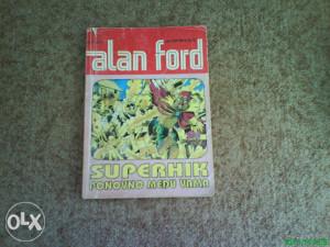 Alan Ford  Borgis 14 - Superhik ponovno medju vama