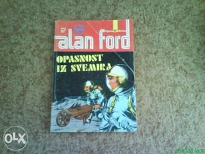 SSB Alan Ford 307 - Opasnost iz svemira
