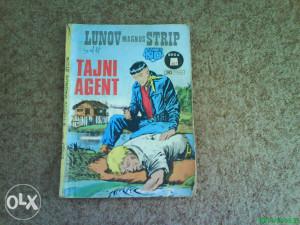 Mister No LMS 557 - Tajni agent