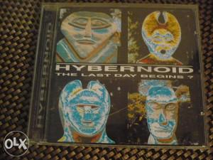 Hybernoid cd