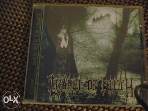 Cradle of filth cd