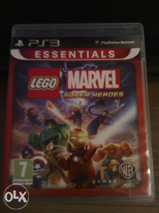 LEGO SUPER HEROES ZA PS3