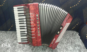 Harmonika delicija arnaldo IV 80 basova
