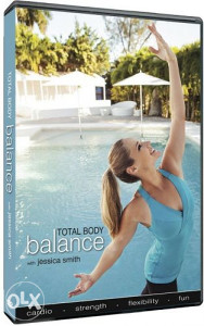Jessica Smith- Total Body Balance DVD