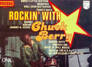 Rockin With CHUCK BERRY lp