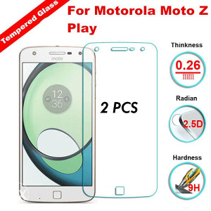 Motorola Moto Z Play Tempered Glass
