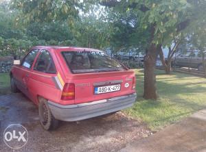 Opel kadett 13