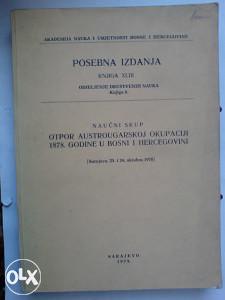 OTPOR AUSTROUGARSKOJ OKUPACIJI 1878.