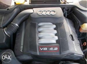 Motor za Audi S8 4,2 AQH 1999 V8