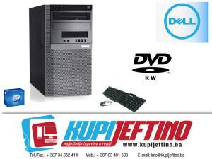 Dell 960 C2Q 2.66 GHz, 4GB, 160GB, Amd R7 240