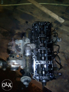 Glava motora 1.6 td