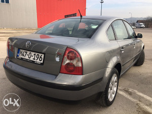 VW Passat 5+ (1.9 TDI-130 KS) Limuzina / TIP-TOP