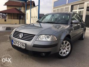 VW Passat 5+  (1.9 TDI) 2002 Godina  / TIP-TOP