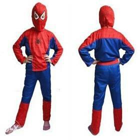 Spiderman-Kostim za djecu