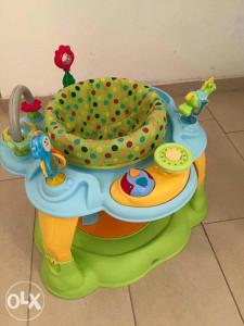Dubak, igraona za bebu