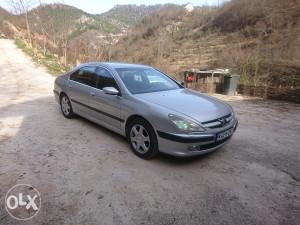 Peugeot 607 2,2 hdi 2004 godina Može zamjena