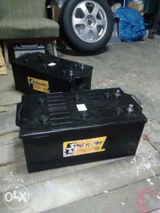 Akumulator kamionski 225A