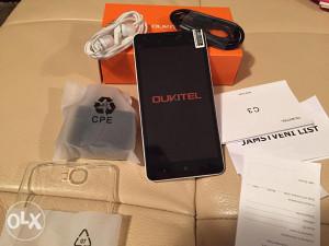 OUKITEL C3 - WHITE DUAL SIM 5.0inch