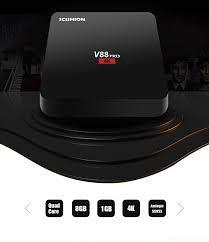 SCISHION V88 PRO TV Box S905x 1GB/8GB/4x2.0GHz