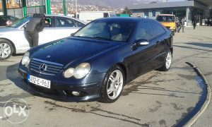 Mercedes c30 amg cdi