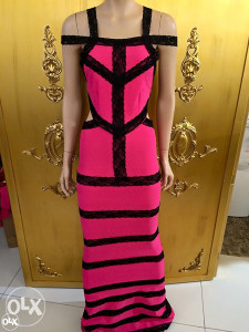 Haljina pink