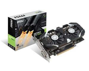 MSI GTX 1050 TI 4GT OC GTX 1050Ti 4GB
