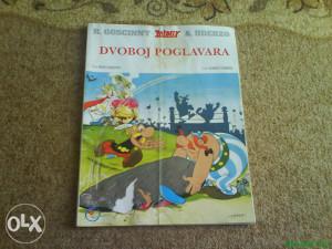 Asterix - Dvoboj poglavara - Egmont