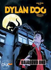 Dylan Dog 114 - Balorovo oko (VČ, GLANC)
