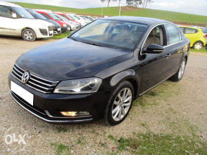Vw Passat 2.0 CR TDI DSG-Tiptronik HIGHLINE SPORT