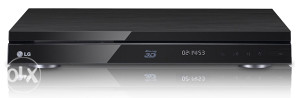 TV box LG 3D Blu-Ray hard disk 500 GB,wifi,LAN,fullHD
