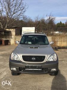 Hyundai Teracca 2.9
