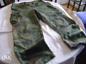Pantalone maskirne M93,VJ,vel.8