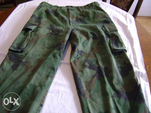 Pantalone maskirne M93 VJ,vel.7