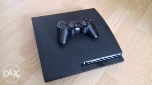 PS3 Playstation 3 Slim 160GB 7 igara