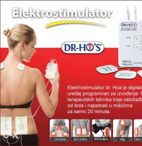 Elektrostimulator DR-HO'S