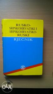 Rijecnik ruskog jezika