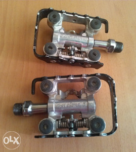 WELGO M-17 kombinovane pedale
