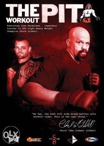 Chuck Liddell - The Pit Workout - 2DVD