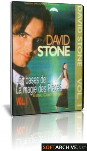 Basic Coin Magic - Vol.1&2 by David Stone - DVD