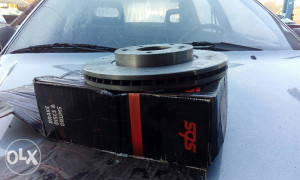 Prednji disk Kia ceed/venga