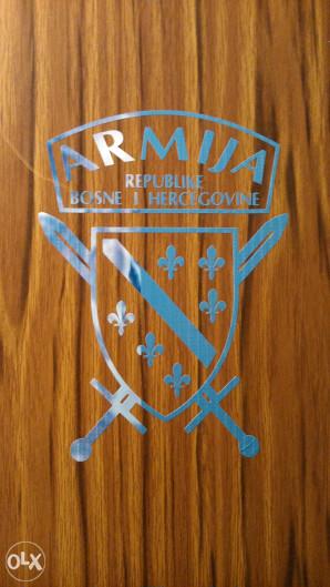 Šablon Grb Armije RBiH